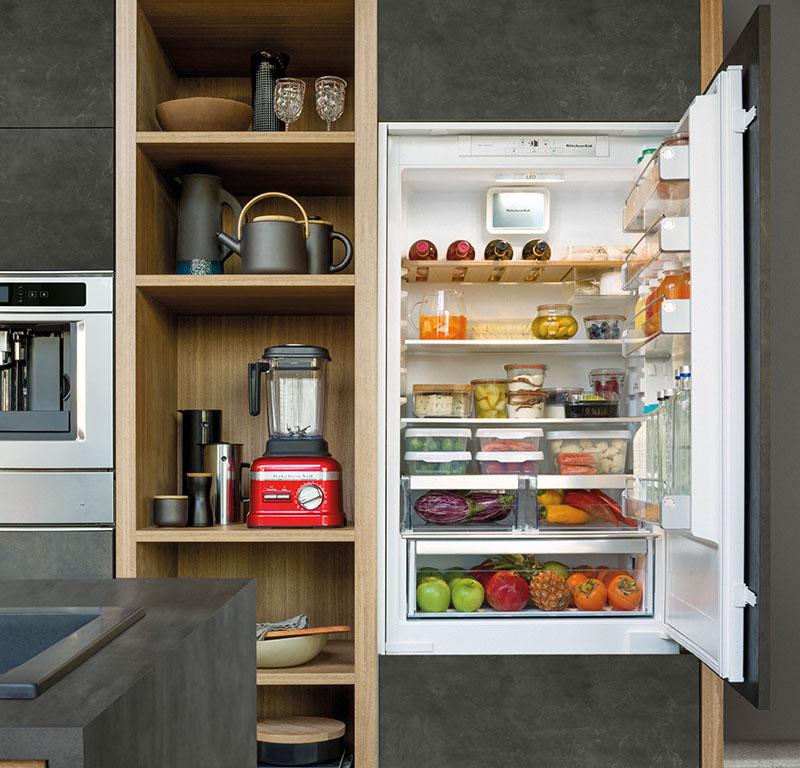 Réfrigérateur Combiné 400 L 193 Cm Kcbdr 20700 Site