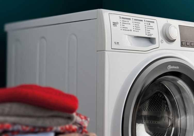 Waschmaschine macht Geräusche beim Drehen: Woran liegt's?