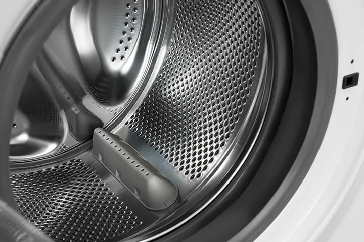 Anwendung waschmaschine w5 tabs entkalker Waschmaschine reinigen