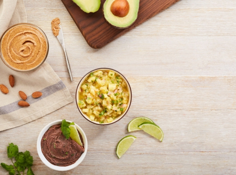 Avocado and lime preparation