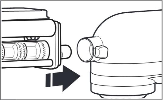 comment assembler la machine pour la préparation et le remplissage des raviolis étape3