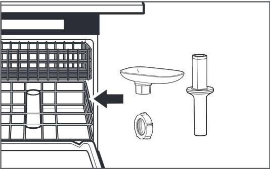 So reinigen Sie den Fleischwolf (Kunststoff) – Schritt2