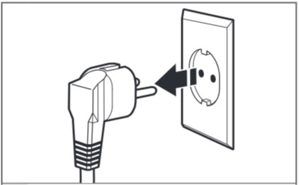 So befestigen Sie die Eismaschine an der Küchenmaschine mit Schüsselheber Schritt 1