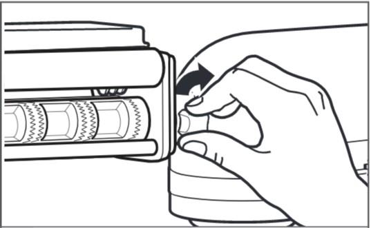 comment assembler la machine pour la préparation et le remplissage des raviolis étape4