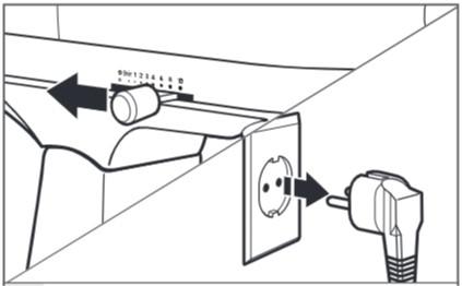 So befestigen Sie den Nudelvorsatz an der Küchenmaschine, Schritt1