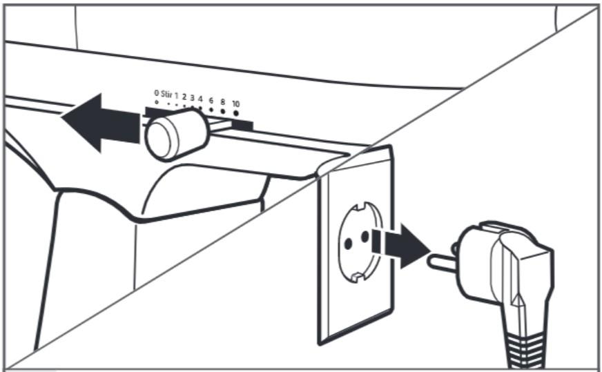 So befestigen Sie Pasta-Roller und -Schneider an der Küchenmaschine, Schritt1