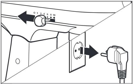 So arretieren Sie eine Schüssel an einer Küchenmaschine mit kippbarem Motorkopf Schritt 1