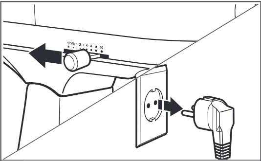 comment nettoyer la machine à pâtes étape1