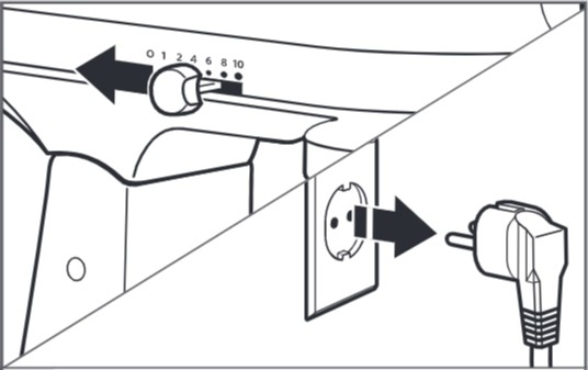 how do you secure the bowl assembling tilt-head mixer step 1