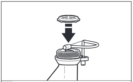 how to assemble the pasta press step 2
