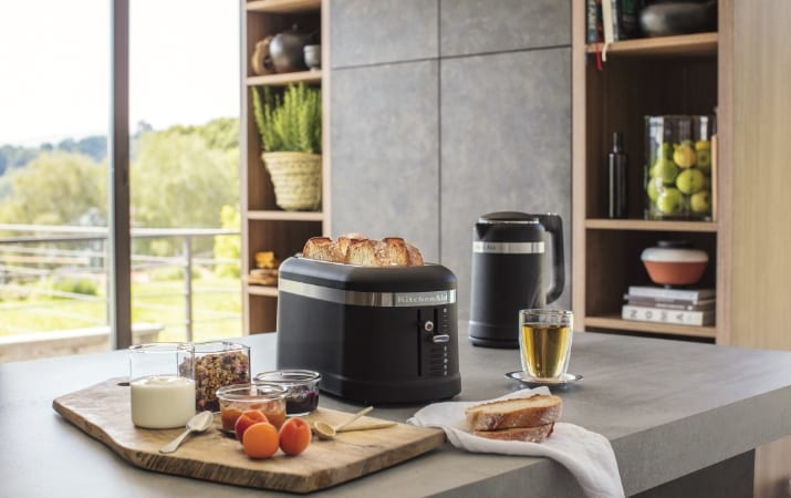 Discover our toasters