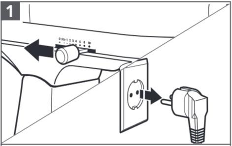 comment assembler le tranchoir/la râpe à légumes étape1