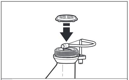 So setzen Sie den Nudelvorsatz zusammen, Schritt2