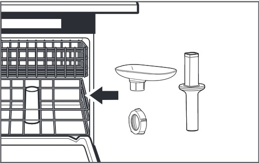 how do you clean the meat grinder plastic step 2