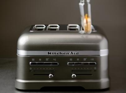 Grey toaster 4 slice - Artisan