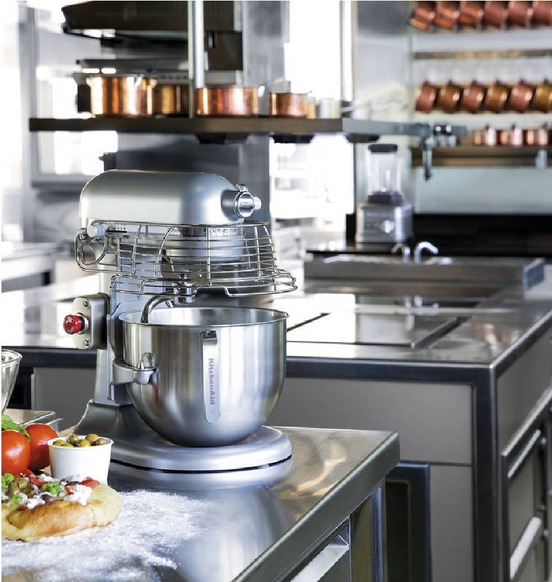 KitchenAid can power your passion