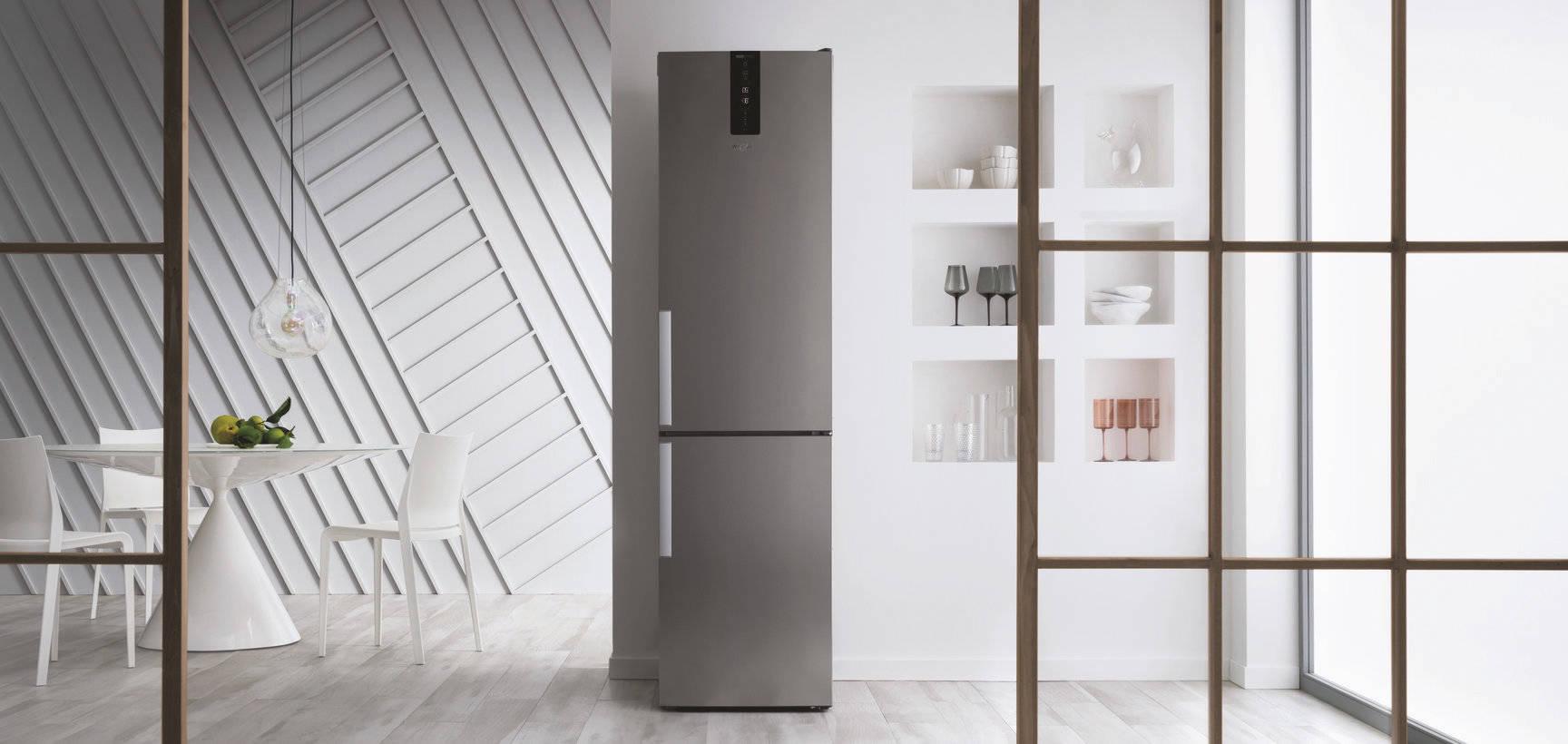 réfrigérateur Whirlpool 371 litres SW8 AM2Y XR silver prix tunisie