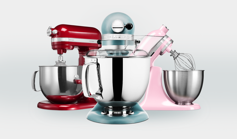 Hungry for more stand mixers?