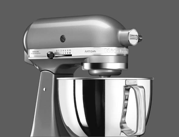 5KN1PS Accessori KitchenAid Coperchio Versatore Antispruzzo x Robot Cucina 4,8L