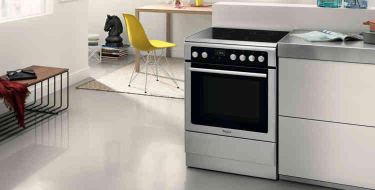 Whirlpool fornuizen:  herontdek het plezier van koken