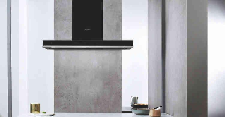 Okapy Whirlpool:  zawsze czyste powietrze w Twojej kuchni
