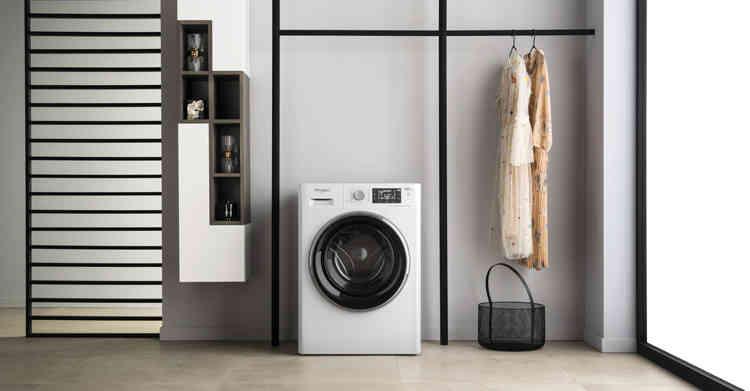 Whirlpool FreshCare+ Steam wasmachine