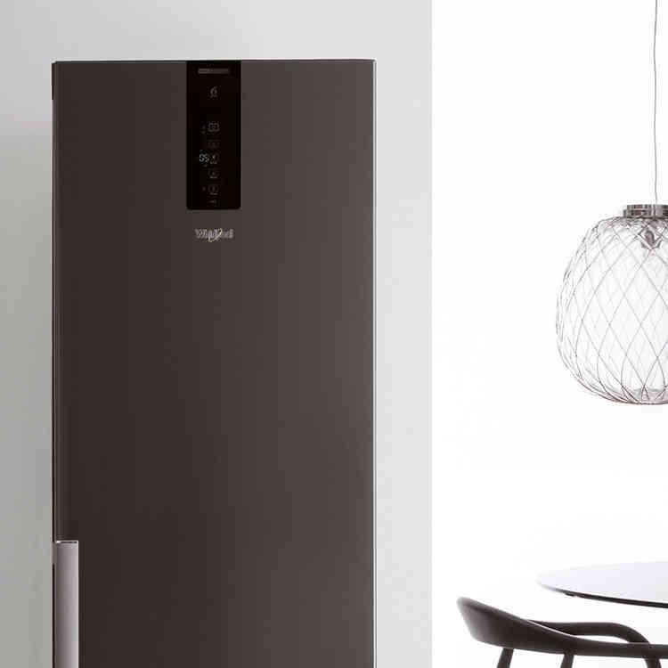 Design du réfrigérateur W9