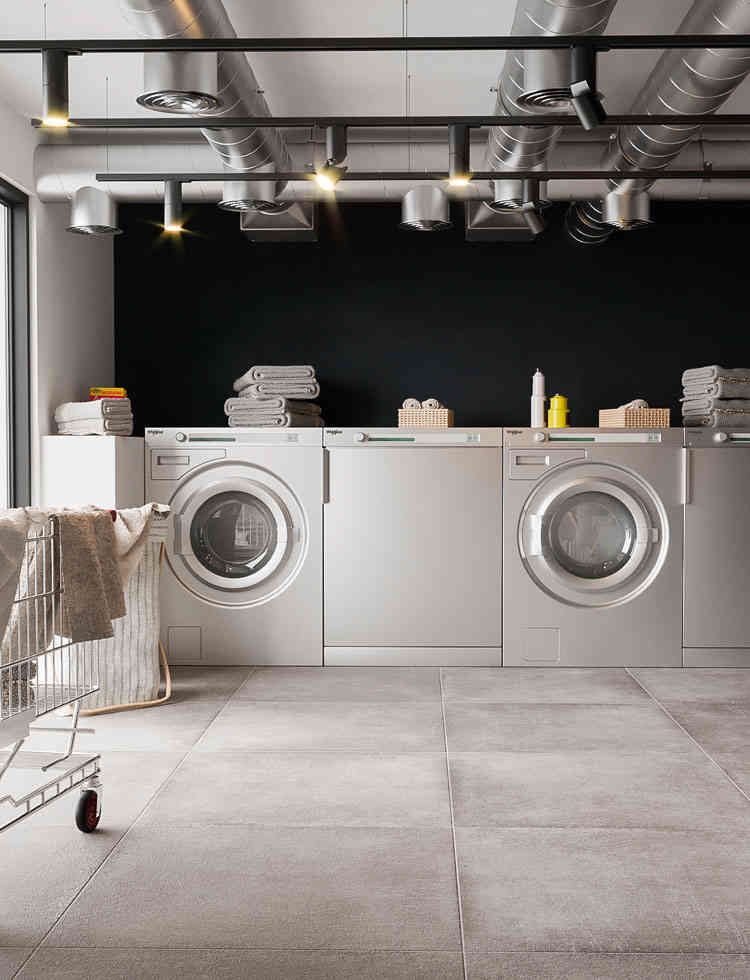 Discover the PRO-LINE Collection Great solutions for small laundries, tested up to 15.000 cycles