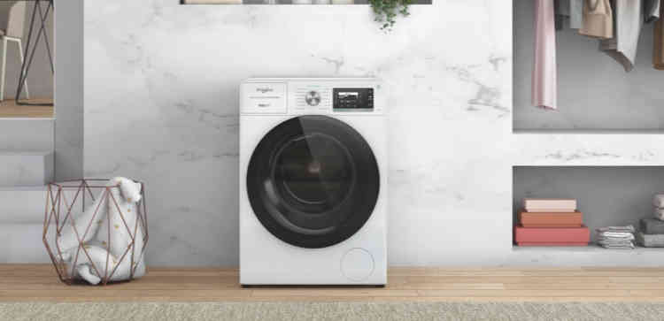 Lavado Whirlpool:  6TH SENSE para un lavado perfecto.
