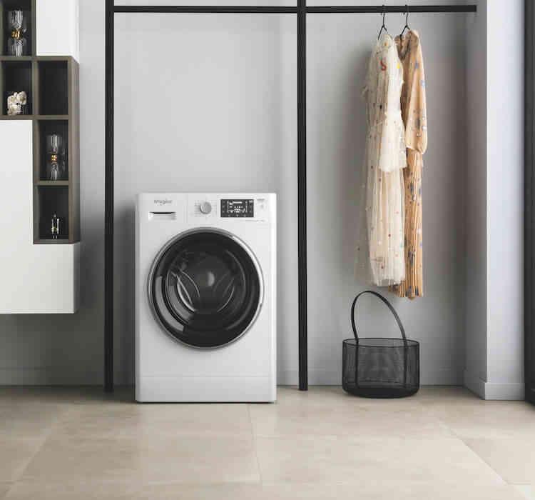 Whirlpool wasmachine met FreshCare+ Steam