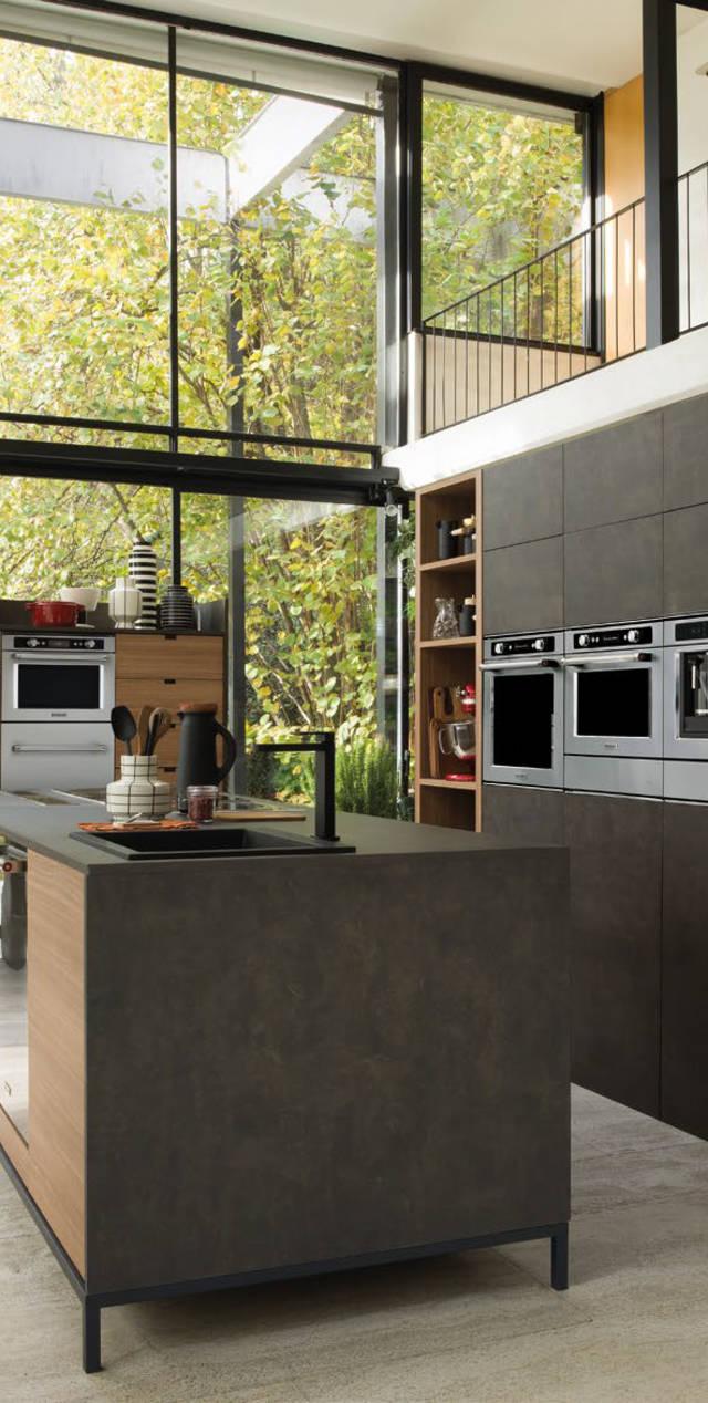 Küchen im industriellen Stil | Offizielle Website von KitchenAid