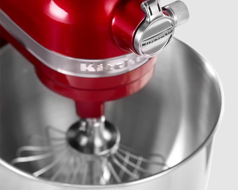 5K7EW Zubehör KitchenAid Artisan Schneebesen für Küchenmaschine 6.9L 5KSM7580