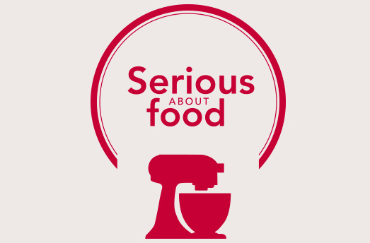 SERIOUS ABOUT FOOD -NEUVOSTO