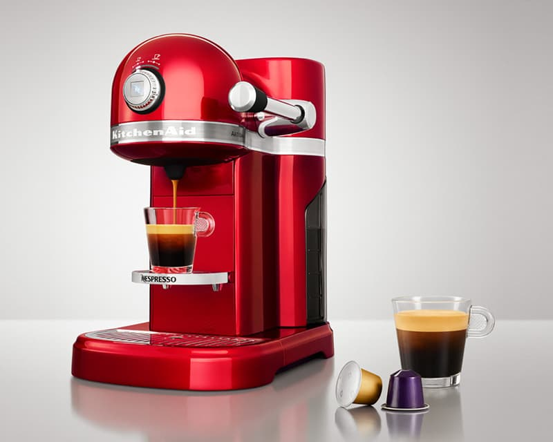 Artisan Nespresso 5kes0503 Kitchenaid Uk